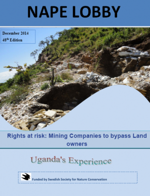 Rights at risk: Mining Companies to bypass Land owners