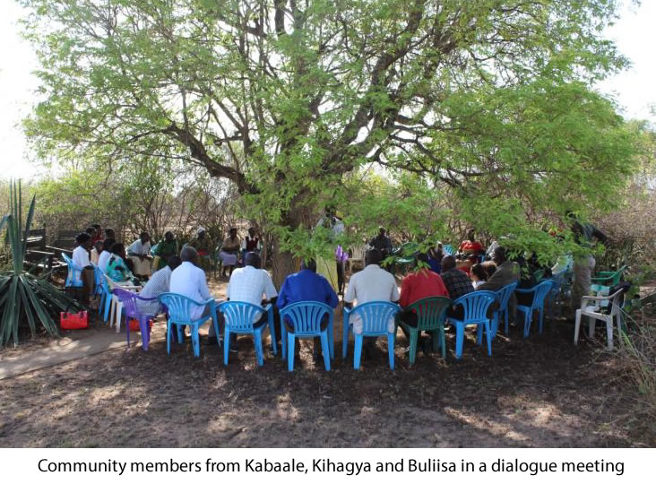 Revival of community indigenous knowledge and food systems for sustainable livelihoods in the Albertine region of Bunyoro
